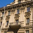 Architecture of buildings in downtown St. Petersburg. Russia. — Stock Photo #17852945