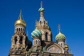 Orthodox Church of St. Petersburg. — Stock Photo