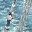 Ship ropes — Stock Photo #12573131