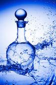 Water refreshing — Stockfoto