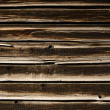 Grunge wooden wall texture background — Stock Photo