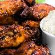 Chicken wings — Stock Photo #13340526