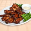 Chicken wings — Stock Photo #13341475
