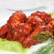 Chicken wings — Stock Photo #35685417