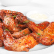 Chicken wings — Stock Photo #35686267
