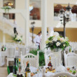 Wedding reception — Stock Photo #13888906
