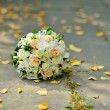 Bridal bouquet - Foto de Stock