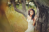 Fairy tale bride — Stock Photo