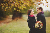 Happe young couple. Love — Stock Photo
