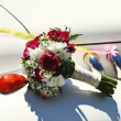 Stock Photo: Weddin bouquet