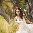 Gorgeous bride  — Stock Photo