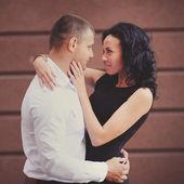 Couple bonding — Stock Photo