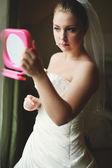 European young bride — Stock fotografie