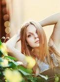 Teenage beautiful girl. — Stock Photo