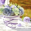 Wedding decoration in garden. — Stock Photo #33717213