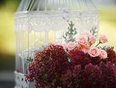 Beautiful Wedding decoration. — Stock Photo