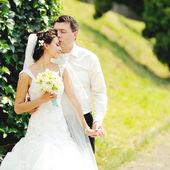 Mutlu evlilik çift — Stok fotoğraf