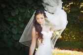 Picture of happy bride. — Stock Photo