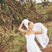 新婚の女性. — ストック写真