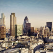 City of London — Stock Photo #12525076