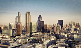 City of London — Foto Stock