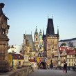 Charles Bridge in Prague — Stockfoto #13314659
