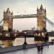Tower Bridge at twilight — Stock Photo
