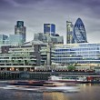 City of London financial district — Stock Photo #13315327
