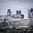 City of London financial district — Stock Photo #13315497