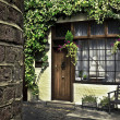 London mews — Stockfoto
