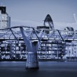 City of London Skyline - Stock Photo