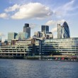 City of London financial district — Stock Photo #13316464