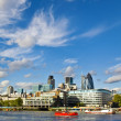City of London financial district — Stock Photo #13316486