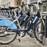 Bikes for rent — Stock Photo #13316599