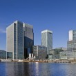 Canary wharf, Londres — Foto Stock