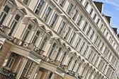 Luxe appartementengebouw in Londen — Stockfoto