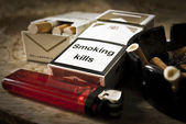 Smoking Kills — Stock Photo