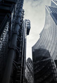 Financial District — Stock Photo