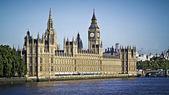 Casas del parlamento — Foto de Stock