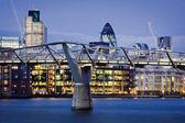 City of London Skyline — Stock Photo