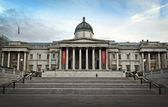 De national gallery in londen — Stockfoto
