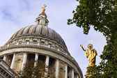 St paul's cathedral, london — Stockfoto