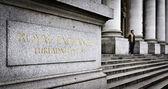 Royal Exchange, London — Stock Photo