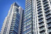 Nieuwe executive appartement gebouwen. — Stockfoto
