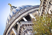 St. Paul's cathedral — Stock Photo