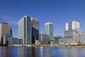 Canary Wharf, London — Stock Photo