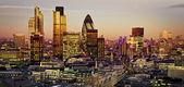Z londynu — Zdjęcie stockowe
