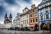 Prague, tjeckien — Stockfoto