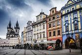 捷克布拉格 — 图库照片