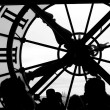 Stok fotoğraf: And clock, time and fate